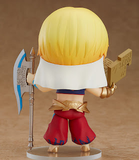"Nendoroid Caster/Gilgamesh y Ascension Ver. de ""Fate/Grand Order"" - Orange Rouge"