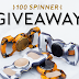 Win 100 Nebulous spinners