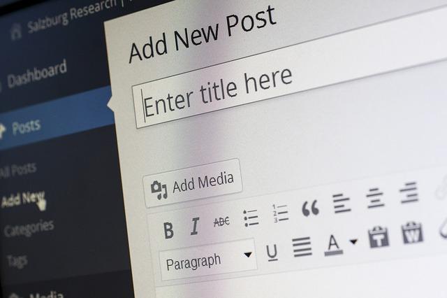 Waktu terbanyak dalam installasi Blog Builder menggunakan Wordpress