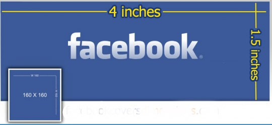 facebook cover photo size in inches