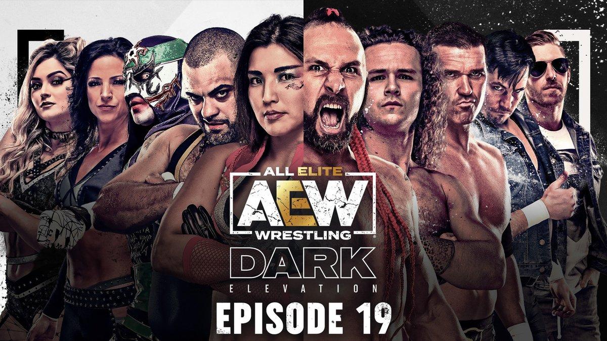 Cobertura: AEW Dark: Elevation (19/07/2021) – Impiedosos!