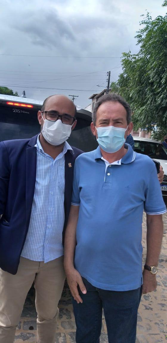 Prefeito de Itapicuru, Moreira, comenta ações cidade