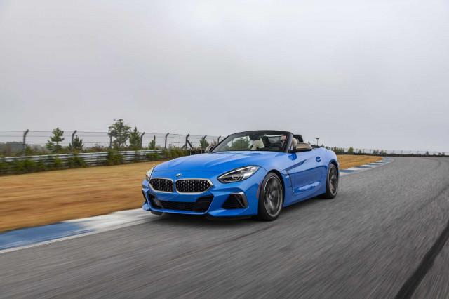 2020 BMW Z4 Review