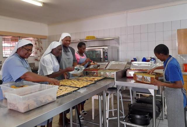 Windhoek Priory Kitchen