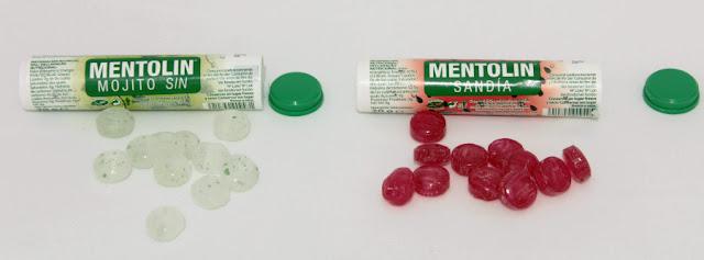 caramelos mentolín