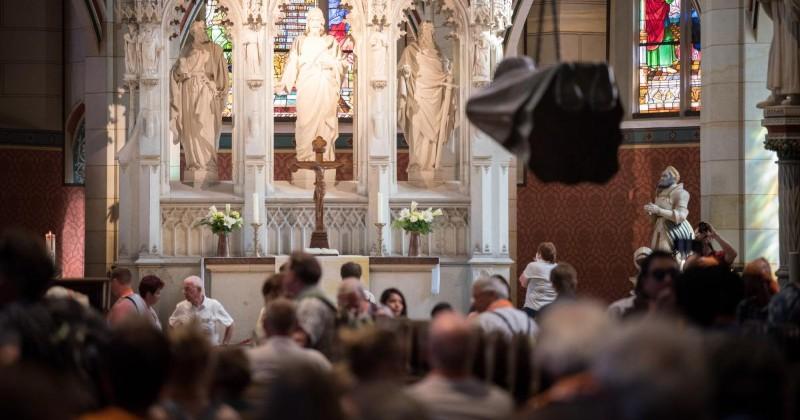 Sedih, 220.000 Orang Meninggalkan Gereja Katolik di Jerman Tahun 2020