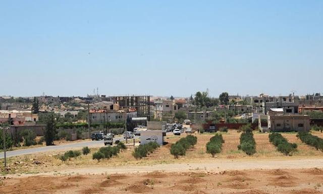 الجيش يستعيد السيطرة على كتيبة الدفاع الجوي غرب درعا وبلدة أم المياذن.