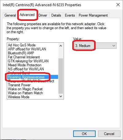 Daniel Cheah Blog: Windows 10 - Wifi Auto Disconnect