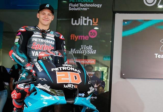 Profil Pembalap Muda Fabio Quartararo yang akan Gantikan Rossi 2021
