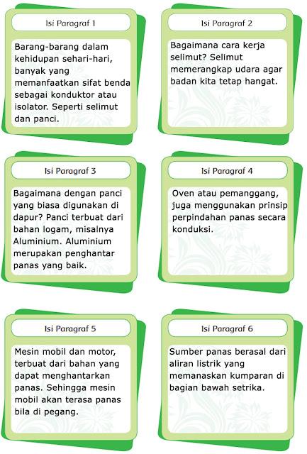 Kunci Jawaban Kelas 5 Tema 6 Subtema 3 Pembelajaran 5