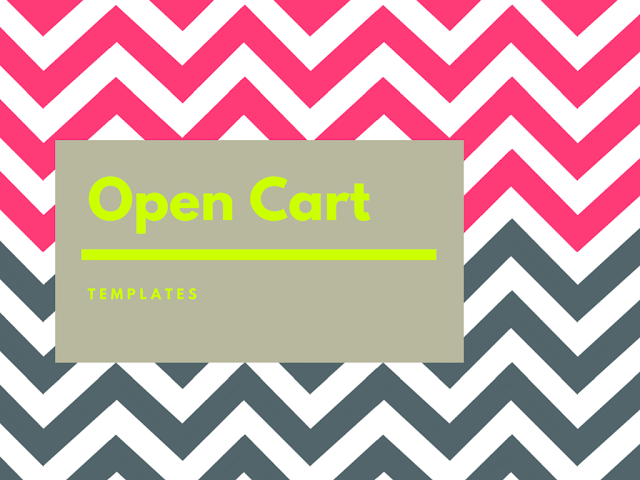 Best OpenCart Templates For Your Business