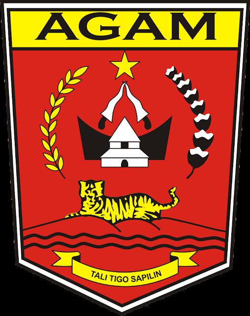 Logo | Lambang Kabupaten Agam