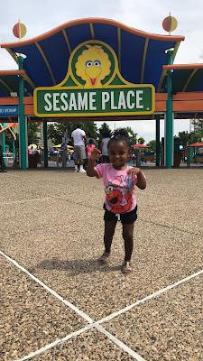 LynnBella at Sesame Place