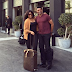 Check out Omotola Jalade-Ekeinde and her husband in Casablanca, Morroco