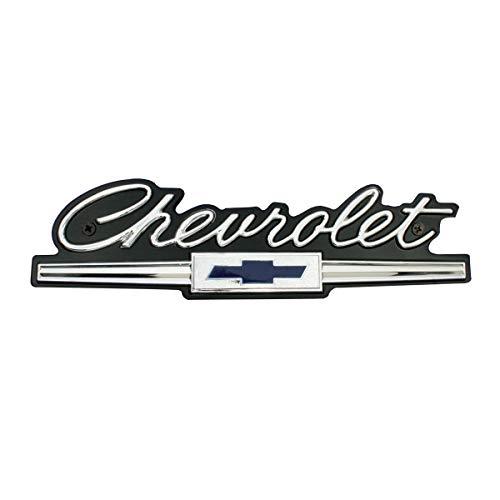 Old chevrolet emblem