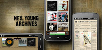 Neil Young Archives Android App