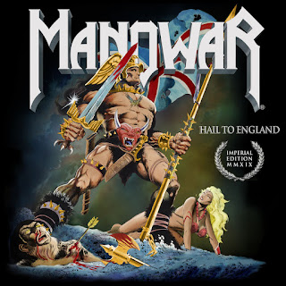 Manowar - Hail to England Imperial Edition MMXIX (Remixed/Remastered) [iTunes Plus AAC M4A]