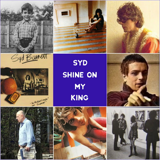 Syd, Shine on my King !!!