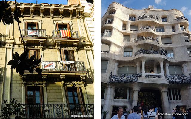 Atrações em Barcelona próximas ao bairro de Gràcia