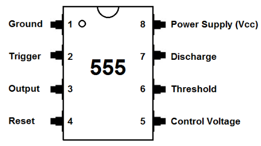 IC Timer 555