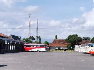 Bus Sudiro Tungga Jaya Jalur Selatan Via Purworejo - Kebumen