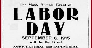 My Ancestor's Name: Labor Day Celebration : Muskogee