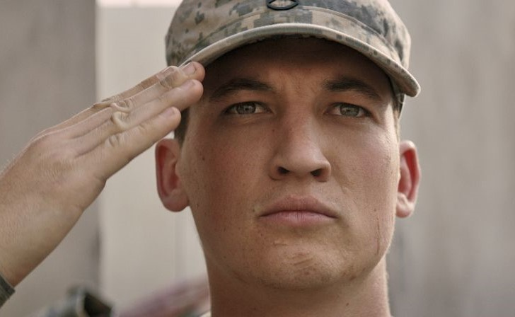 Thank You For Your Service | Miles Teller no trailer do drama militar