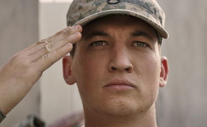 Thank You For Your Service | Miles Teller no trailer do drama militar