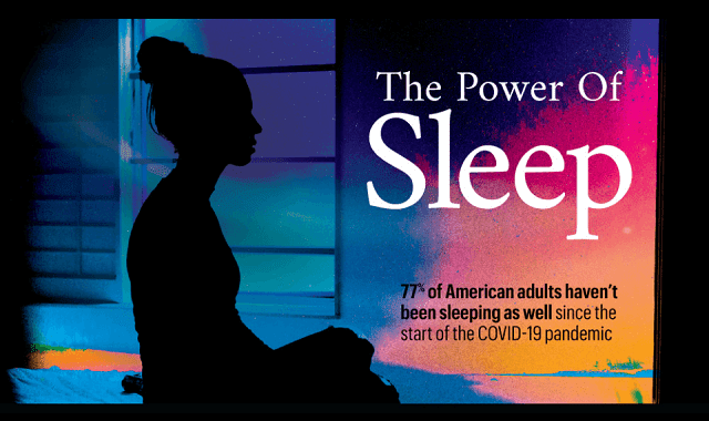 How Sleep, Or Lack Thereof, Affects Your Body