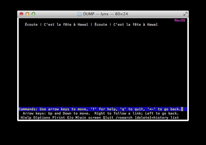 dump hexadécimal fichier en ligne