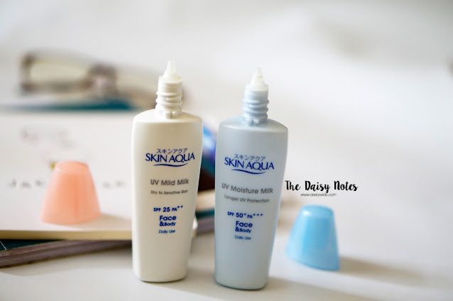 sunscreen, physical sunscreen, skinaqua, skinaqua uv mild milk, skinaqua uv milk