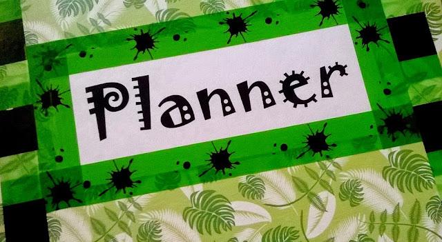 Planner idealny, czyli DIY - własny organizer