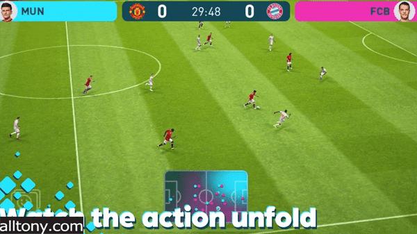 تحميل لعبة كرة القدم Pitch Clash Beta Version للأندرويد