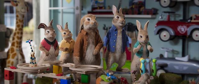 Peter Rabbit 2 - Sony Pictures