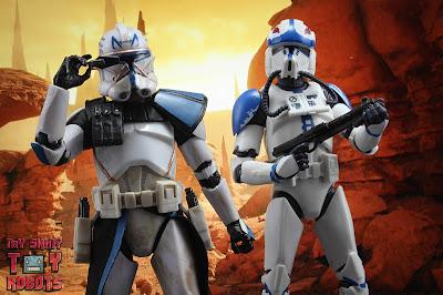 Star Wars Black Series Clone Pilot Hawk 35