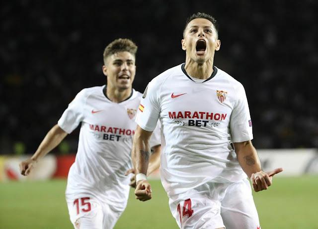 Golazo Sevilla FC