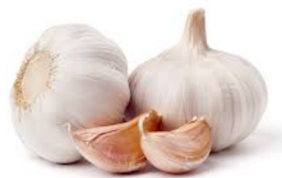 Garlic Promotes hair growth