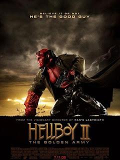 QUỶ ĐỎ 2: BINH ĐOÀN ĐỊA NGỤC - Hellboy II: The Golden Army (2008)
