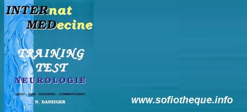 Training Test  Neurologie PDF