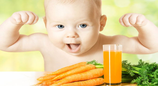 Getting Healthy Lifestyle in Children