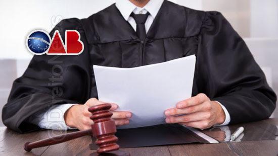 juiz oab advogado abuso autoridade direito