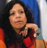 Primera dama de Nicaragua aspira a ser vicepresidenta