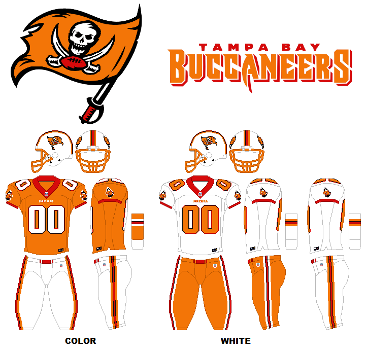 Image result for tampa bay buccaneers orange flag logo