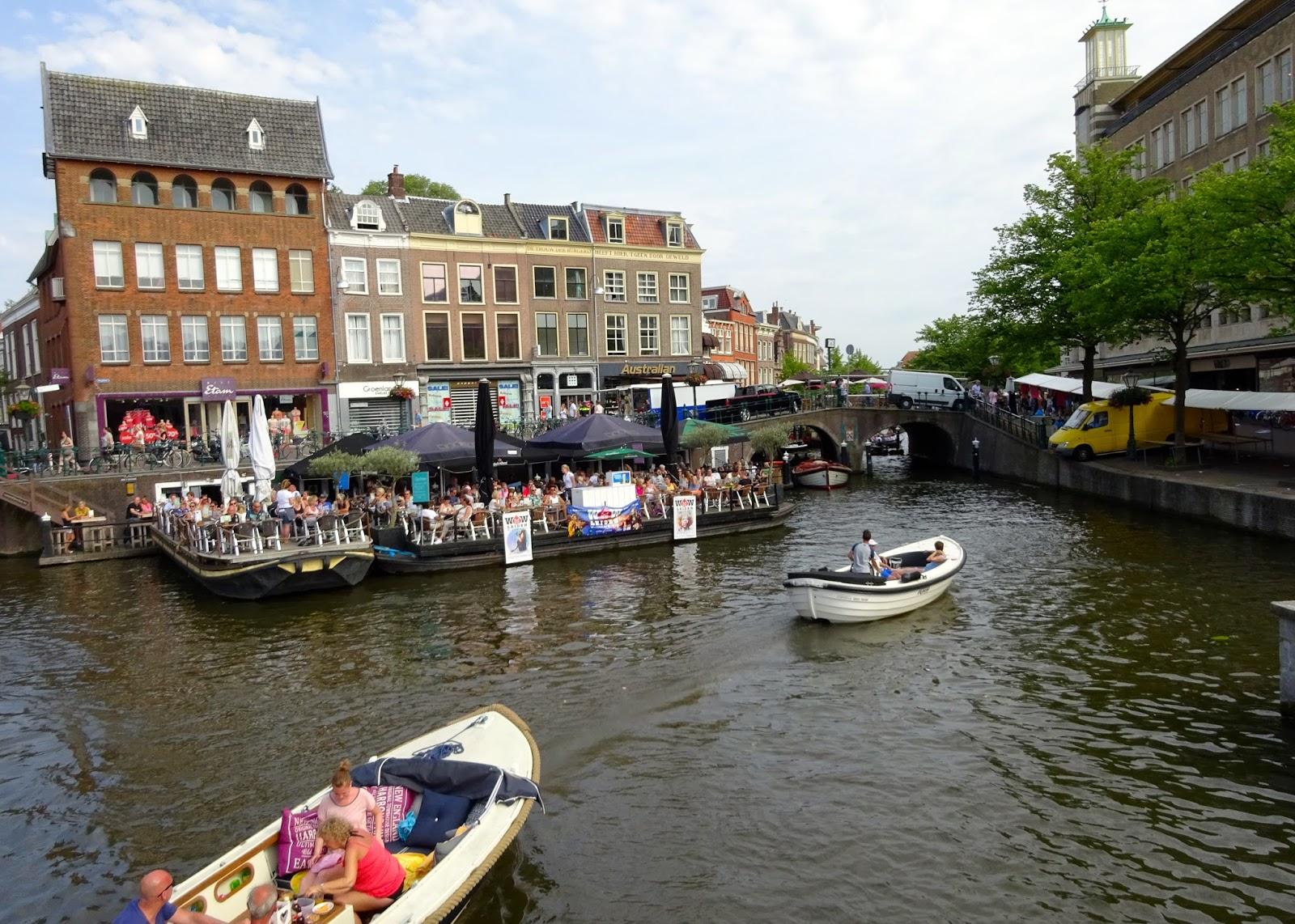 Cyclist Paul's Travels: Leiden, Netherlands