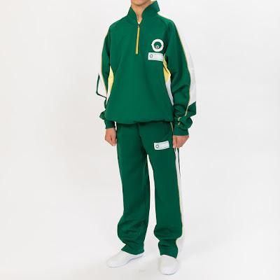 上越市立 高田西小学校(指定体操服)