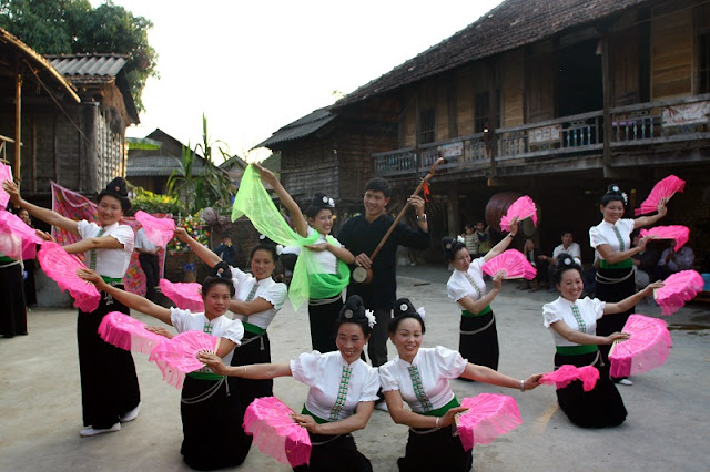 Part 2: Traditional custom of Vietnamese ethnics on Tet holiday 4