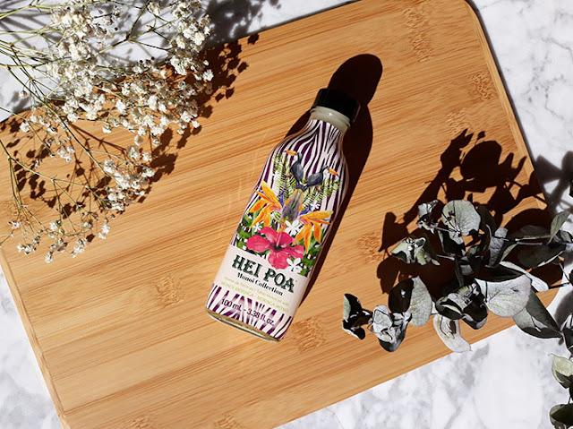 tendencia aceite corporal aceite monoï moringa de Hei Poa