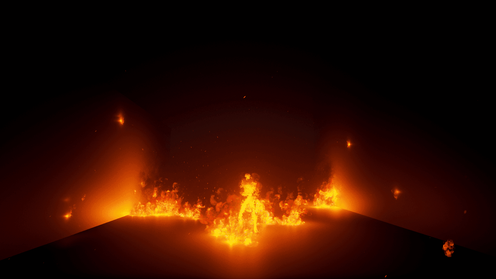 The Explosions Mega Pack for Unreal Engine 4 | Computer