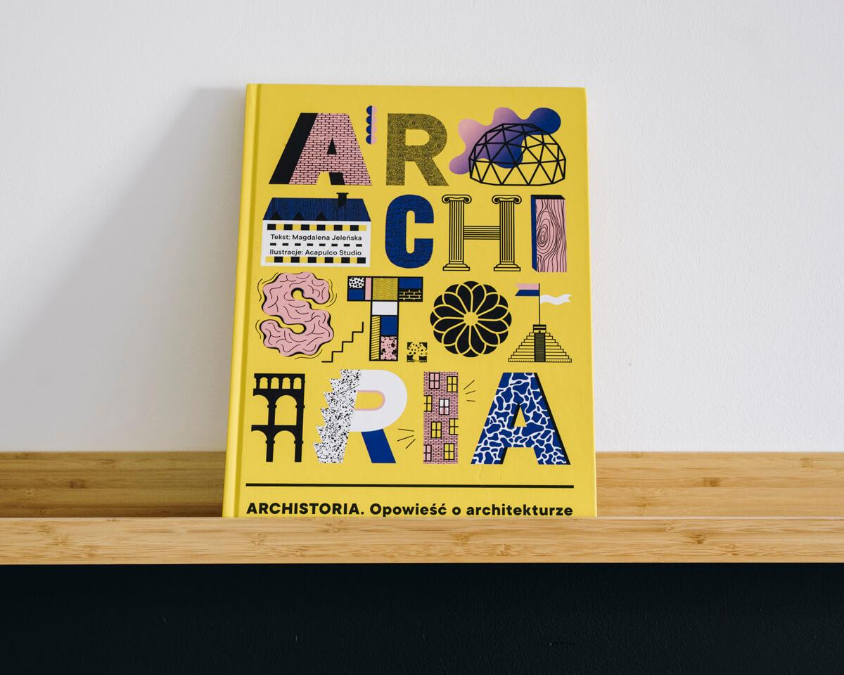 Książka o architekturze dla dzieci