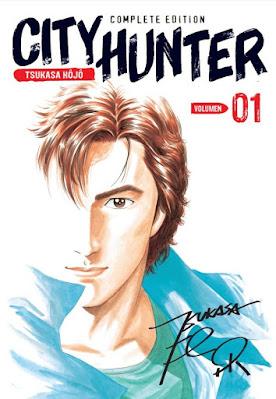 Arechi Manga da detalles de City Hunter y Family Compo.